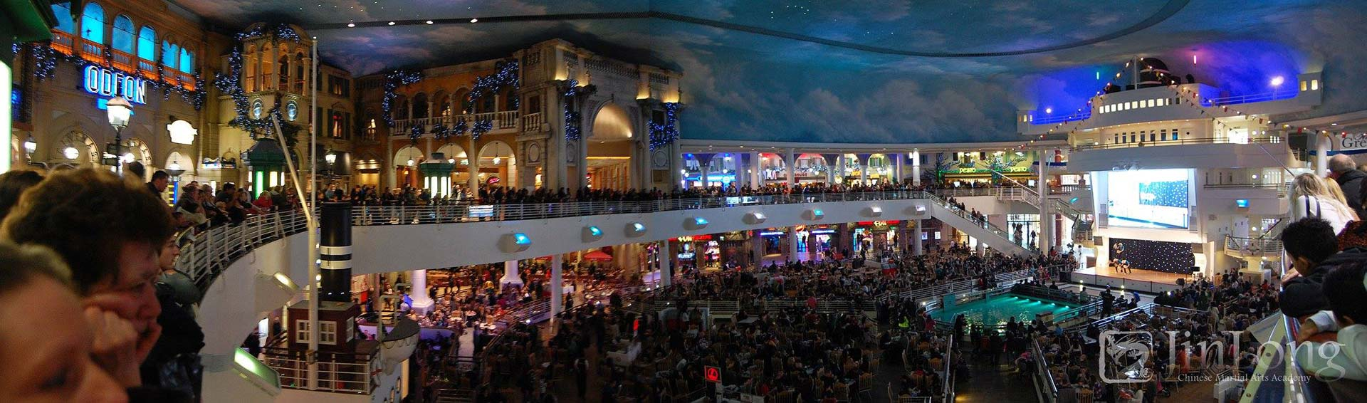 Trafford Centre Chinese New Year Show